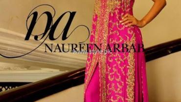 Naureen Arbab Formal Wear Collection 2013