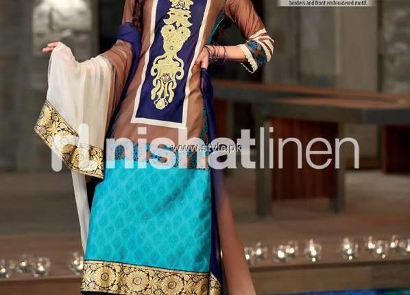 Nishat Linen Eid Collection 2013 for Women