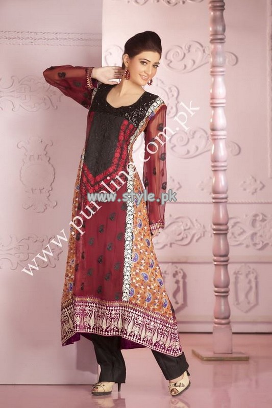 Pure Line Formal Wear Dresses 2013 For Women 010
