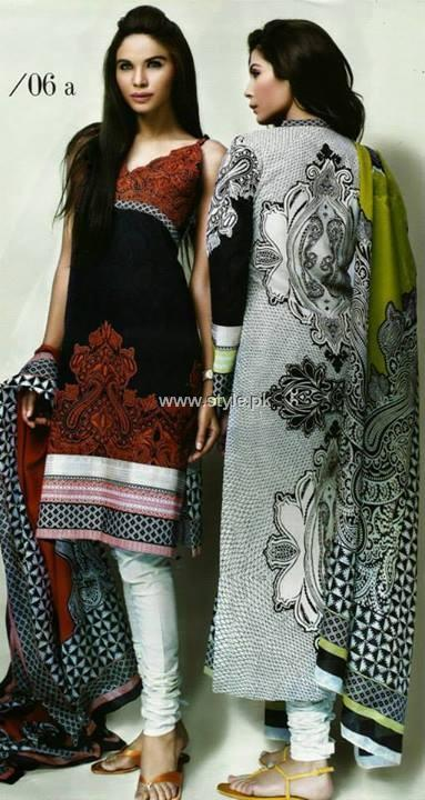 Sana Safinaz Eid Collection 2013 for Women