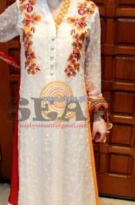 Seap by Sanaa Arif Party Dresses 2013 For Women 007