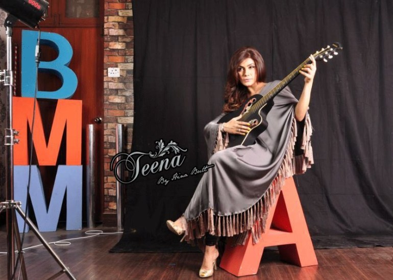 Teena by Hina Butt Summer Collection 2013 for Women