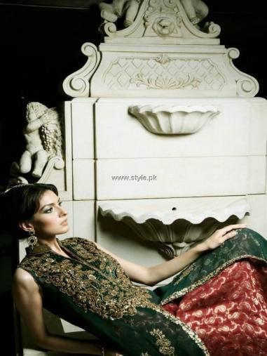 Umsha by Uzma Babar 2013 Vintage Collection 009