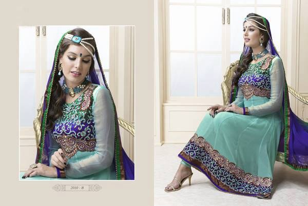 Zobi Fabrics Summer Collection 2013 For Women 003