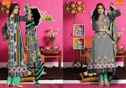 Al Hamra Textiles Kashish Lawn Collection 2013 Volume 3 For Women 0015
