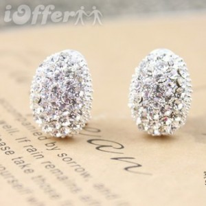 Beautiful Stud Diamond Earrings