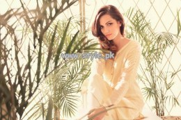 Ethnic by Outfitters Festive Collection 2013 For Girls 003