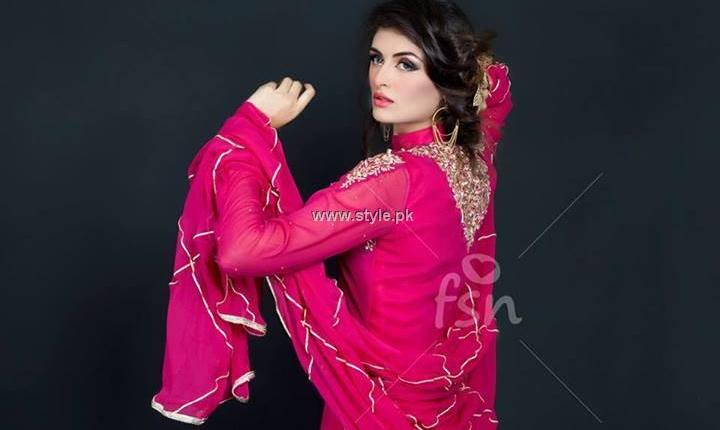 FSN Dress Line Eid Collection 2013 for Women and Girls