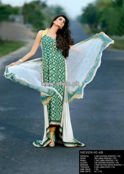 Jubilee Cloth Mills Eid Collection 2013 For Women 004