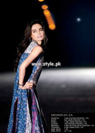 Jubilee Cloth Mills Eid Collection 2013 For Women 005