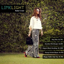 Limelight Casual Wear Collection 2013 for Women 001