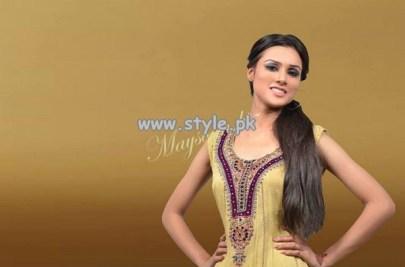 Maysoon Eid-Ul-Fitr Dresses 2013 For Women 009