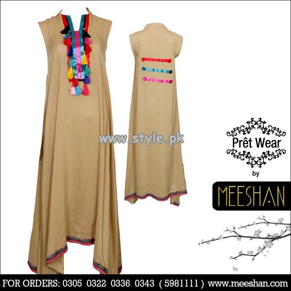 Meeshan Pret Wear Collection 2013 For Summer 004