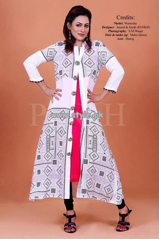 Pankh Eid Collection 2013 For Girls 005