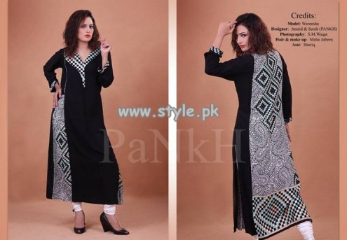 Pankh Eid Collection 2013 For Women 006