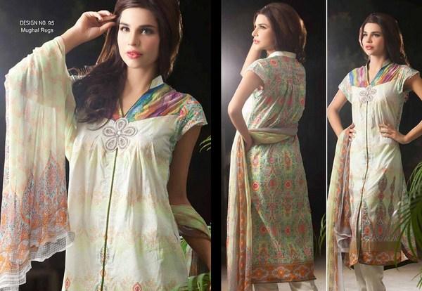 Rashid Textiles Eid Collection 2013 For Women 008