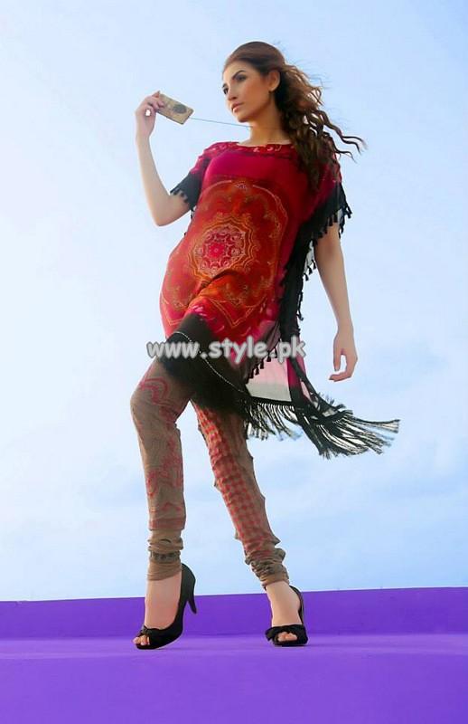 Shamaeel Ansari Eid Collection 2013 For Girls 001