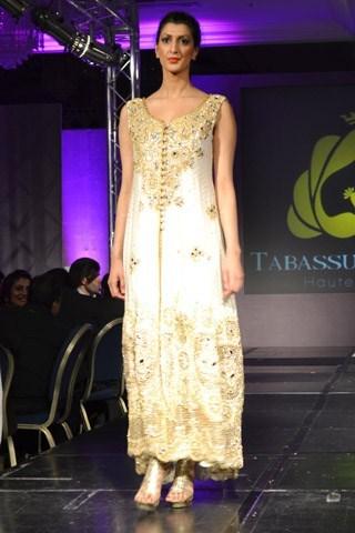 Tabassum Mughal Collection At Pakistan Fashion Week London 2013 0010