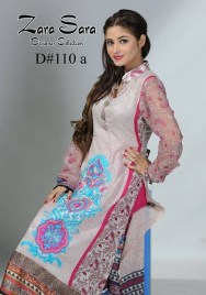 Zara Sara Collection 2013 by Dawood Lawns 002