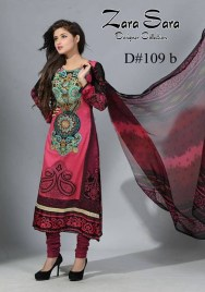 Zara Sara Collection 2013 by Dawood Lawns 010