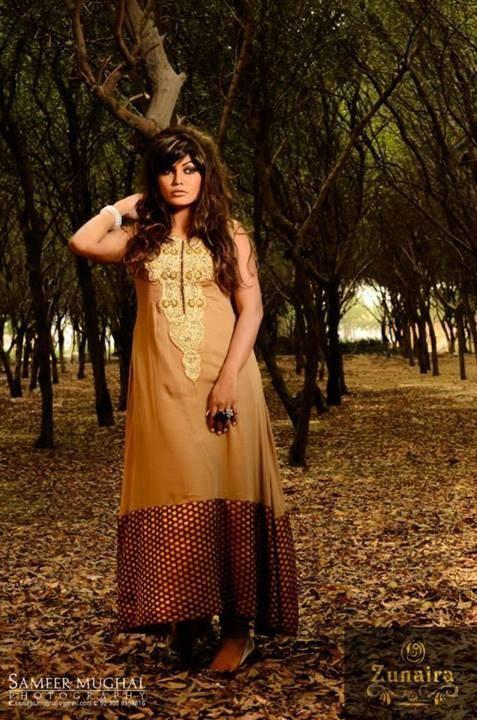 Zunaira Lounge Eid Collection 2013 For Women 005