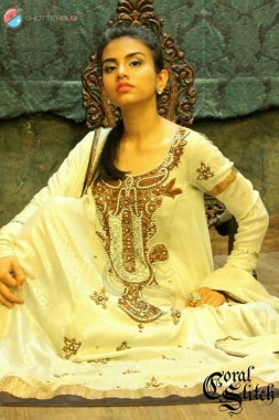 Coral Stitch Bridal And Formal Wear Collection 2013 For Women 003
