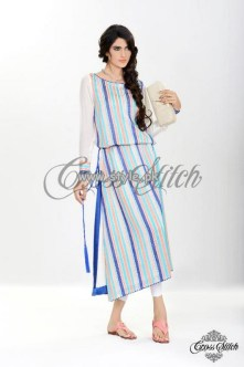 Cross Stitch Ready To Wear Collection 2013 For Summer 004