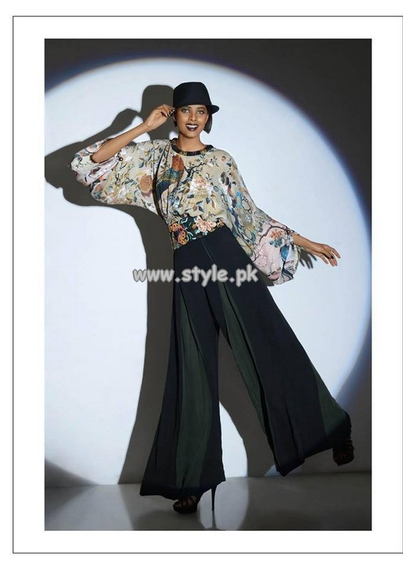 Elan Girls Dresses 2013 by Khadija Shah For Women 005