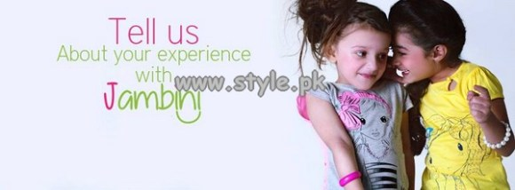 Jambini Kids Dresses Collection 2013 For Summer 002