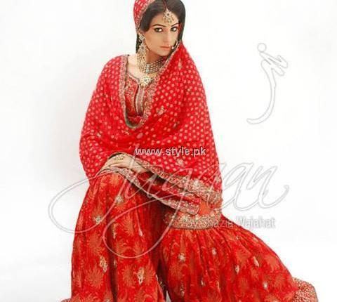 Jugaan Bridal Wear Collection 2013 for Women