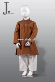 Junaid Jamshed Kurta Shalwar Designs 2013 For Kids 007