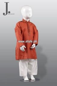 Junaid Jamshed Kurta Shalwar Designs 2013 For Kids 009