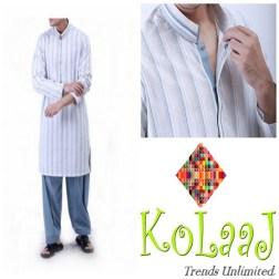 Kolaaj Kurta Shalwar Collection 2013 For Men 004