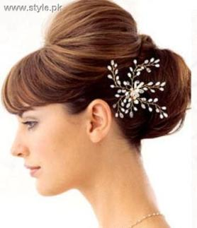 New Eid Hairstyles 2013 for Women and Girls 007