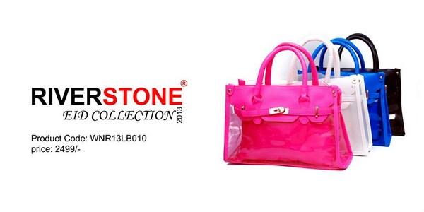 Riverstone Eid Handbags Collection 2013 For Women 0014