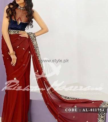 Rizwan Moazzam Party Wear Dresses 2013 for Women