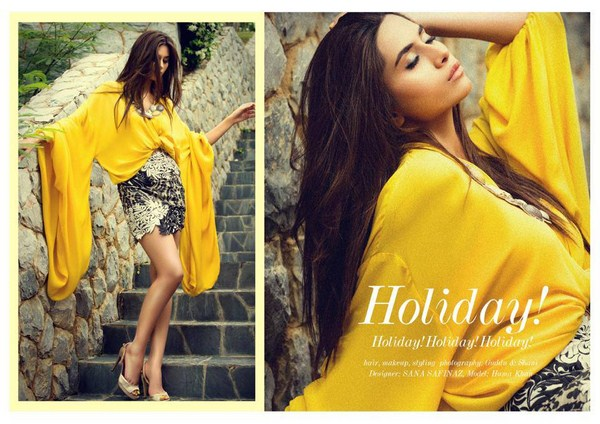 Sana Safinaz Western Wear Collection 2013 For Women 003