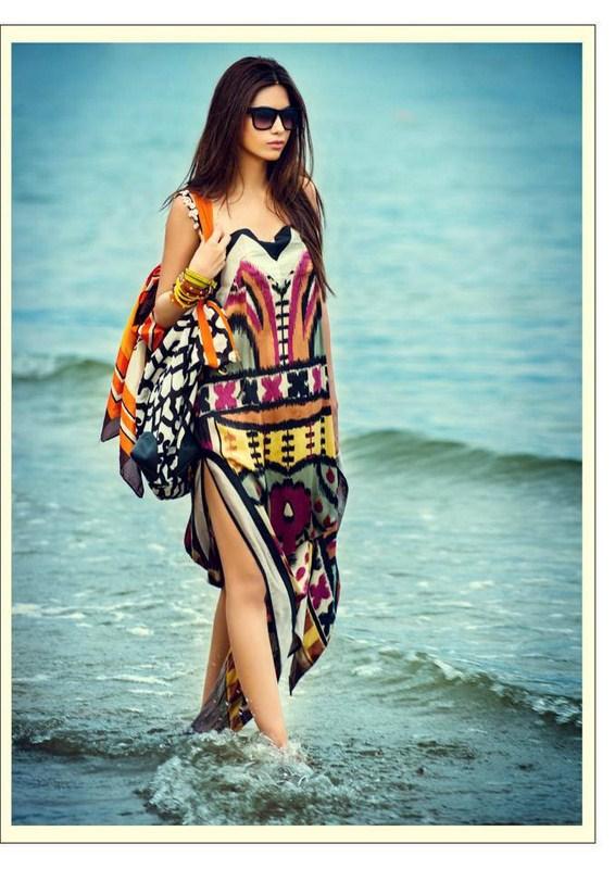 Sana Safinaz Western Wear Collection 2013 For Women 004
