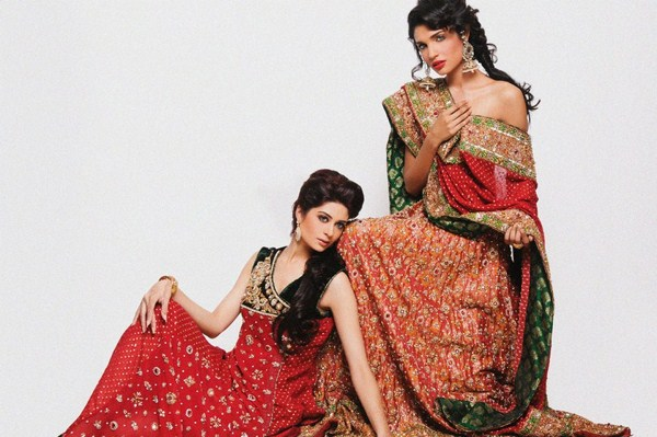 Syeda Amera Clothing Bridal Wear Collection 2013 For Women 001