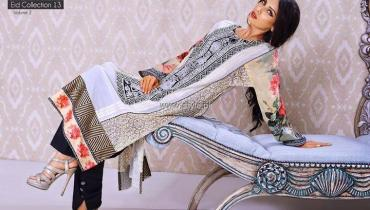Zahra Ahmad Eid Range 2013 Volume 2 for Women