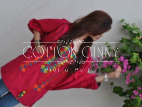 Cotton Ginny Tunics Collection 2013 For Women 006