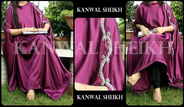Kanwal Sheikh Fall Collection 2013 For Women 004