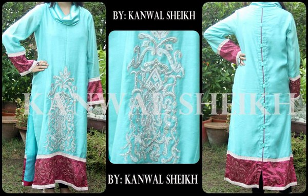 Kanwal Sheikh Fall Collection 2013 For Women