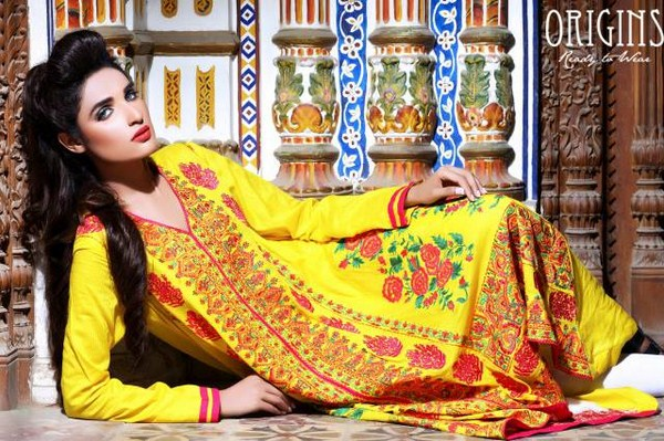 Origins Eid Ul Azha Collection 2013 For Women 008