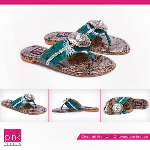 Pink Studio Eid ul Azha Footwear Collection 2013 for Women