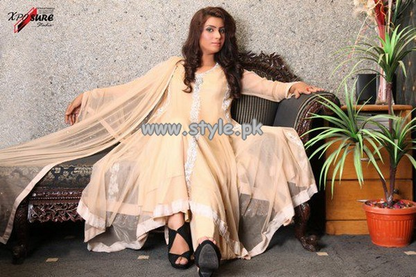 Rushaan Party Wear Collection 2013 For Women 005