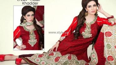 Star Classic Khaddar 2013 by Naveed Nawaz Textiles