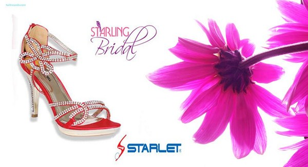 Starlet Shoes Bridal Footwear Collection 2013 For Women 007