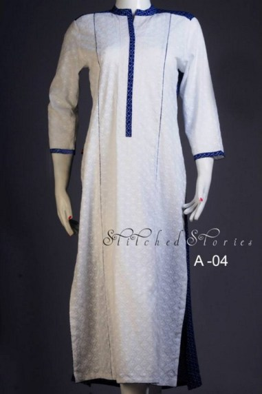 Stitched Stories Fall Dresses 2013 For Women 003