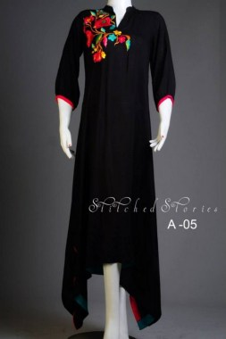 Stitched Stories Fall Dresses 2013 For Women